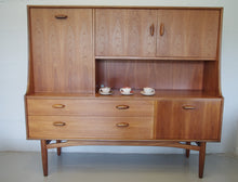 G plan, teak sideboard, Warkworth, retro, furniture
