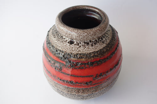 West German vase Mid Century Retro Warkworth Space and Style