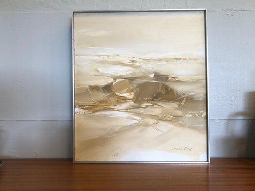 LINDA REID - ABSTRACT BEACH