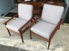 DON LOUNGE CHAIRS x 2