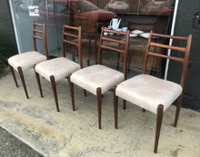 FLER LADDERBACK DINING CHAIRS