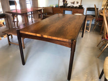 RUDI SCHWARZ ROSEWOOD DINING TABLE
