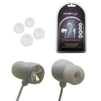 MINI CASQUE STEREO IN-EAR JACK 2,5mm