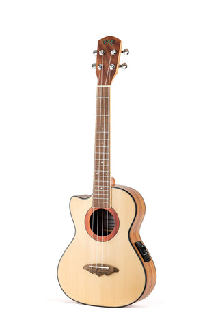 VTAB Cutaway Electric Series Ukuleles with Gig-bag