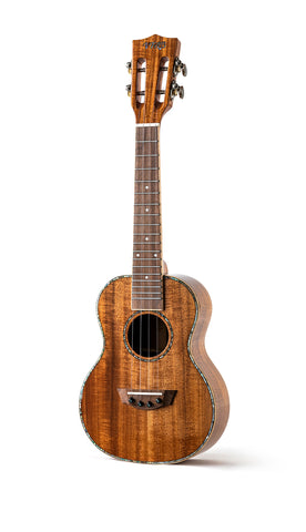 VTAB FS-Series Full Solid Acacia Ukuleles with Gig-bag