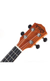 VTAB LM-Series Matte Full Mahogany Concert Ukuleles with Case