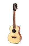 VTAB TSX Premium Series Top Solid Spruce Ukulele with Gig-Bag