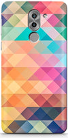 Abstract Triangles Designer Case For Huawei Honor 6X