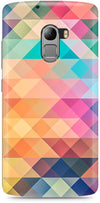 Abstract Triangles Designer Case For Apple iPhone 6