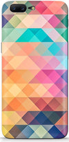 Abstract Triangles Designer Case For OnePlus 5