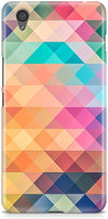 Abstract Triangles Designer Case For OnePlus X