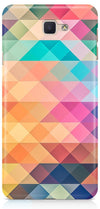 Abstract Triangles Designer Case For Samsung Galaxy J7 Prime