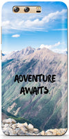 Adventure Awaits Designer Case For Huawei P10