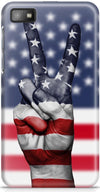 American Hand Designer Cases for Blackberry Z10
