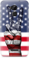 American Hand Designer Cases for Coolpad Note 3