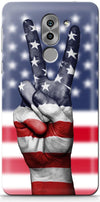 American Hand Designer Cases for Huawei Honor 6X