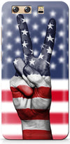 American Hand Designer Cases for Huawei P10 Plus