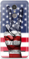 American Hand Mobile Cases for Lenovo K6 Power