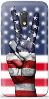 American Hand Mobile Covers for Motorola Moto G4 Play