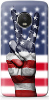 American Hand Mobile Covers for Motorola Moto G5 Plus
