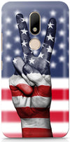 American Hand Mobile Cases for Motorola Moto M
