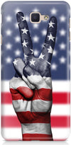American Hand Mobile Cases for Samsung Galaxy J7 Prime