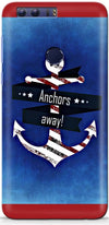 Anchor Away Designer Case For Huawei Honor 8