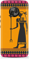 Ancient Egypt Designer Case For Motorola Moto X4