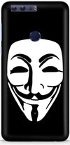 Anonymous Mask Designer Cases for Huawei Honor 8