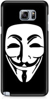 Anonymous Mask Designer Cases for Samsung Galaxy Note 5