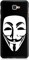 Anonymous Mask Mobile Cases for Samsung Galaxy On Nxt