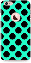 Aqua Dots Mobile Covers for iPhone 6