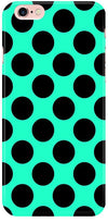 Aqua Dots Designer Cases for iPhone 6S