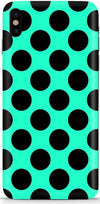 Aqua Dots Mobile Cases for iPhone X