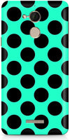 Aqua Dots Mobile Covers for Coolpad Note 5