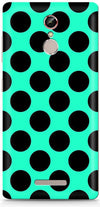Aqua Dots Designer Cases for Gionee S6s