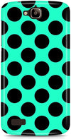Aqua Dots Mobile Cases for Huawei Honor Holly