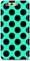 Aqua Dots Mobile Cases for Huawei P10