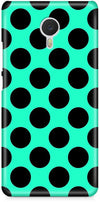 Aqua Dots Mobile Cases for Meizu M3 Note