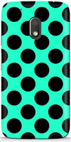 Aqua Dots Designer Cases for Motorola Moto G4 Play