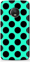 Aqua Dots Designer Cases for Motorola Moto G5 Plus