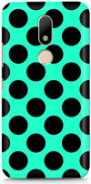 Aqua Dots Mobile Covers for Motorola Moto M