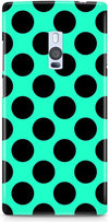 Aqua Dots Mobile Covers for OnePlus 2
