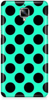 Aqua Dots Mobile Covers for OnePlus 3T