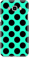 Aqua Dots Designer Cases for Samsung Galaxy J7 2016
