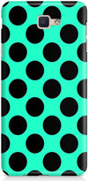Aqua Dots Mobile Covers for Samsung Galaxy J7 Prime