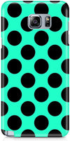 Aqua Dots Mobile Covers for Samsung Galaxy Note 5