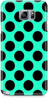 Aqua Dots Mobile Cases for Samsung Galaxy S6