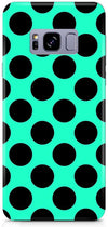 Aqua Dots Mobile Cases for Samsung Galaxy S8