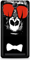 Attitude Monkey Mobile Cases for Lenovo Vibe K5 Note
